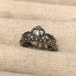 Women's Princess Pandora Ring